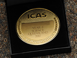 Queensland ICAS Success