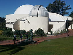 The Planetarium Excursion
