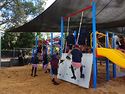 New Senior Play Area